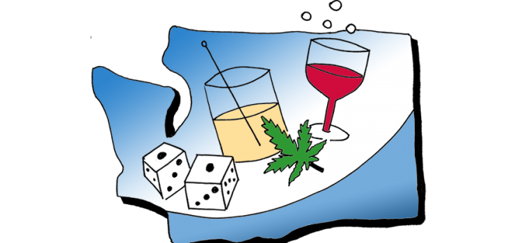 Liquor, Cannabis, Gambling…and your fundraising event