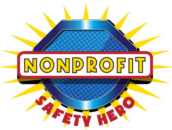 Nonprofit Safety Hero logo